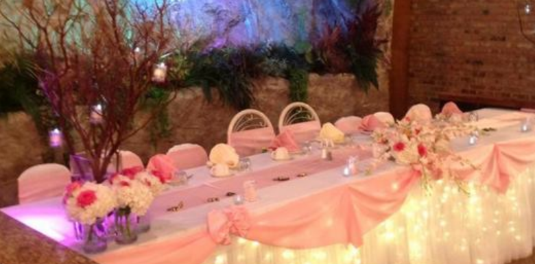 Quinceanera Hall Decorations Pink Picture Gallery...