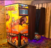 Banquet Hall with Photo Booth in Chicago IL.