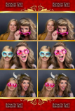 Affordable Photo Booth Rentals Chicago for Weddings Quinceaneras and More.